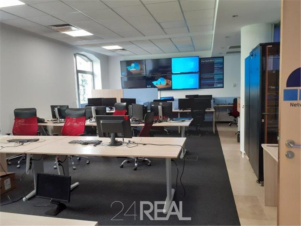 Spatiu pentru birouri de inchiriat 254 - 720 mp - metrou Gara de Nord