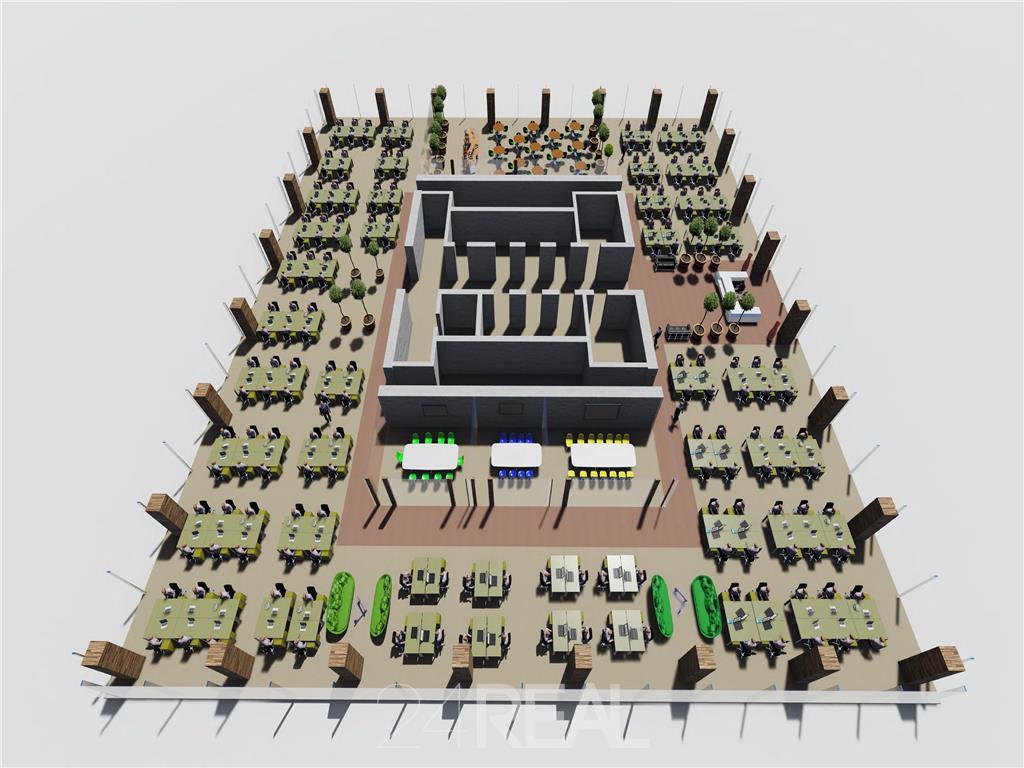 Inchirieri birouri in GlobalWorth Square
