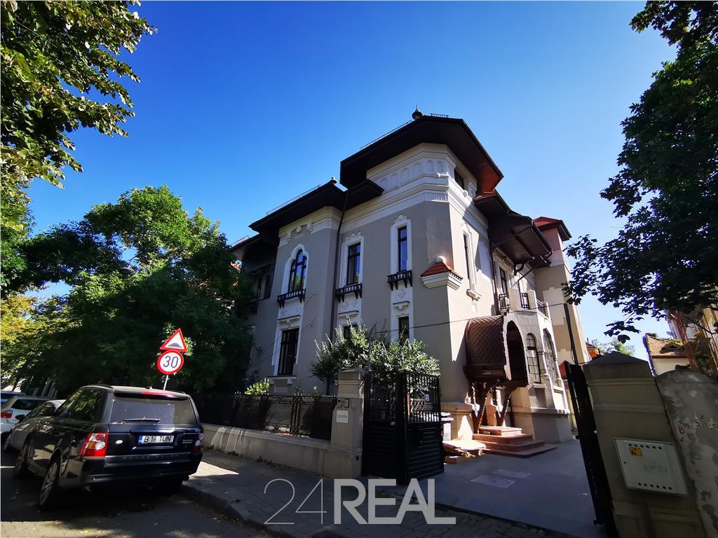 Mansarda Vila - Dorobanti Capitale - Pretabil Birouri