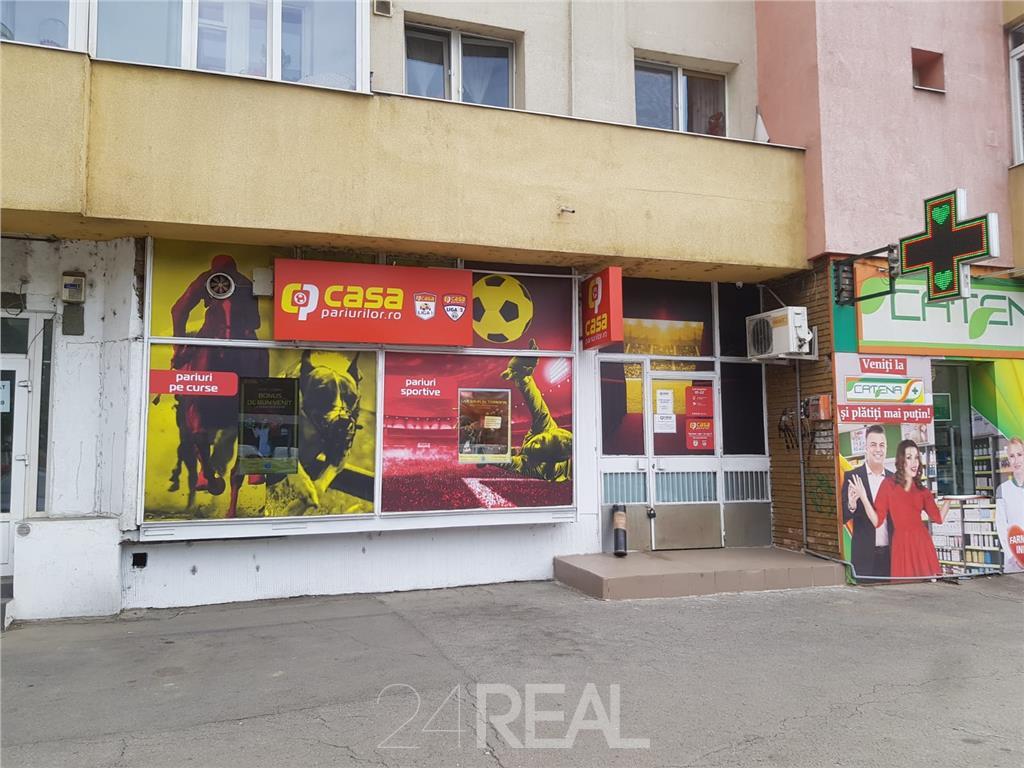 Spatiu Comercial - Stradal - Colegiu Iulia Hasdeu