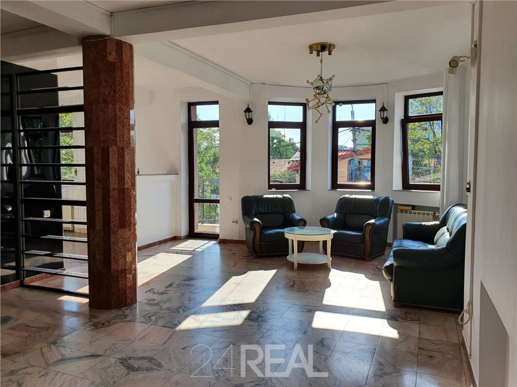 Vila de inchiriat - pretabila birouri gradinita scoala clinica 420 mp