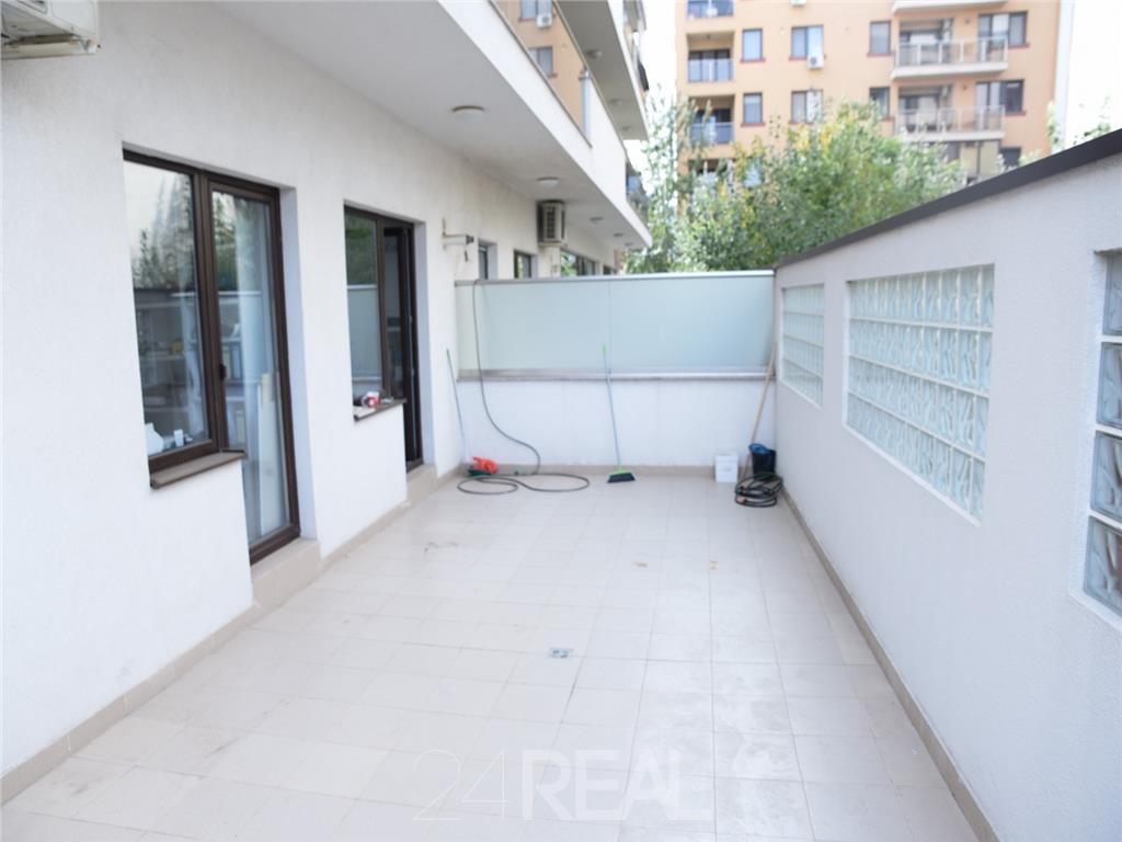 Apartamente de vanzare Baneasa - terasa 75mp