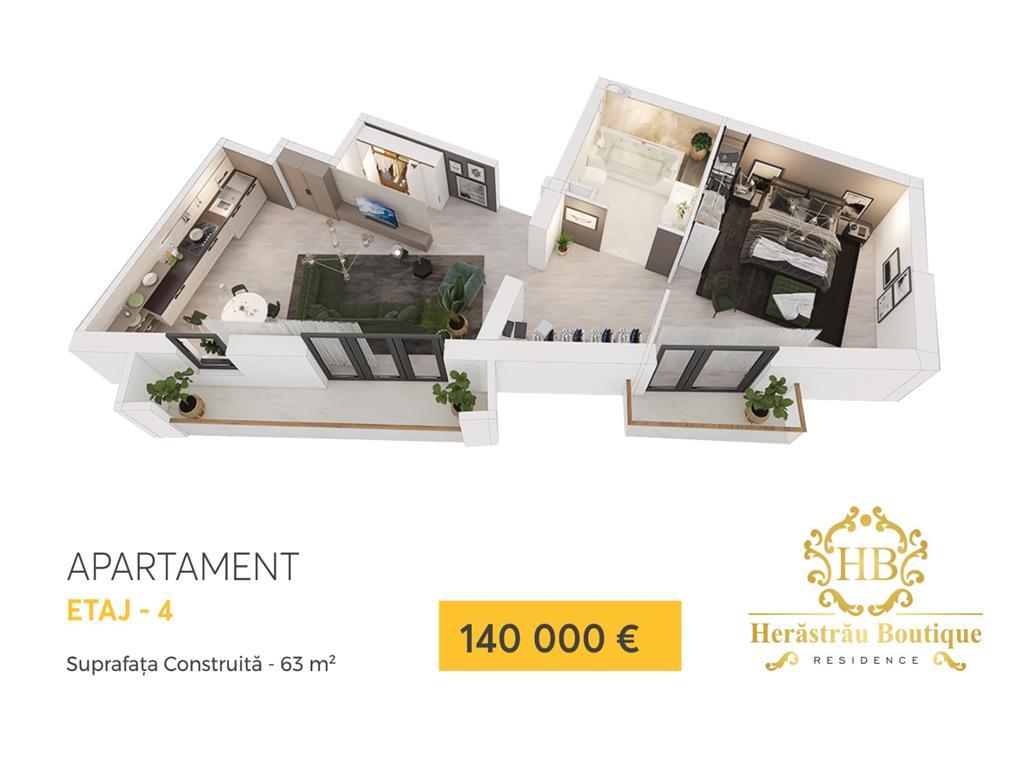 Super Oferta ! Apartament 3 camere la 200 m de Parcul Herastrau