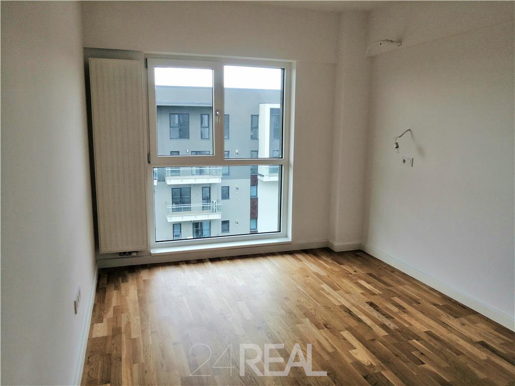 Penthouse 4 cam - Barbu Vacarescu - Belvedere - Vedere panoramica