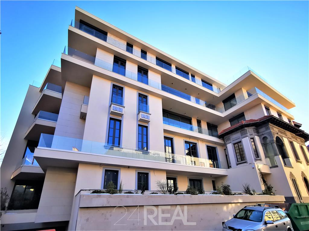 Asamblu rezidential - La Maison - Dumbrava Rosie - Ultracentral