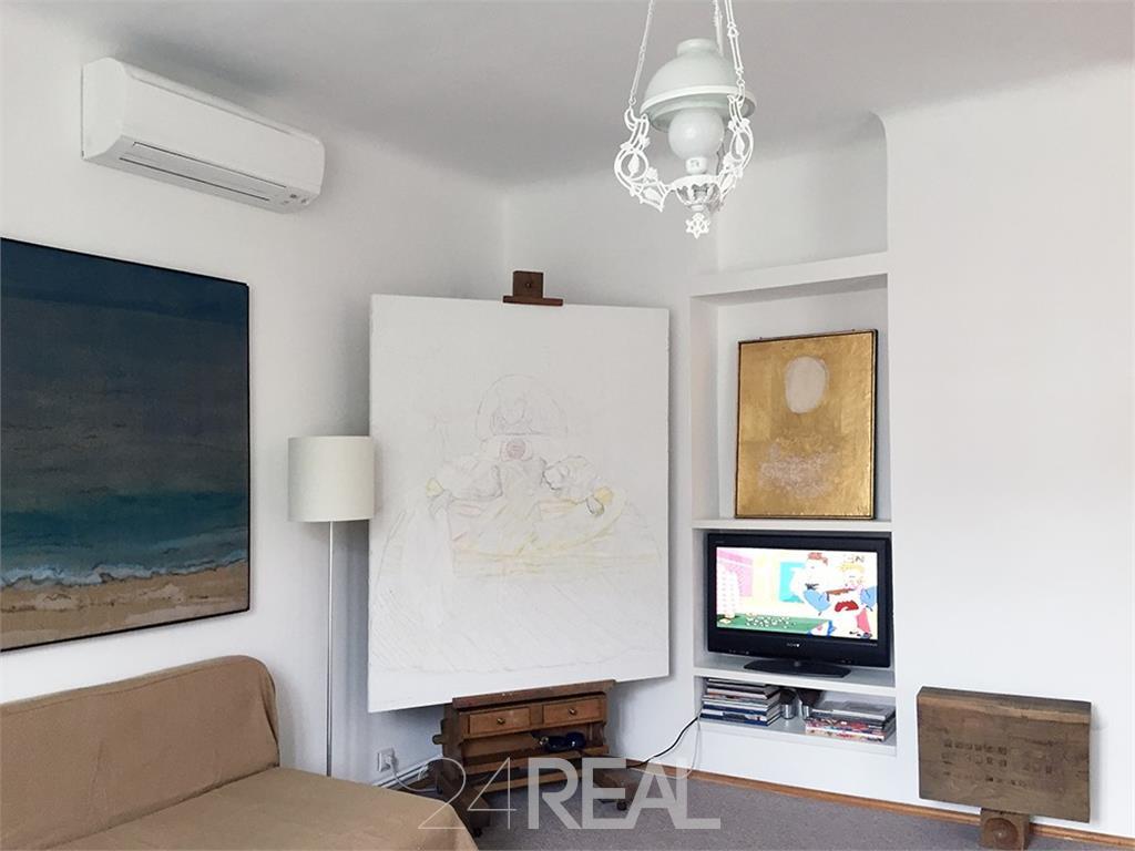 Apartament autentic si unic in zona Aviatorilor - Emanoil Porumbaru