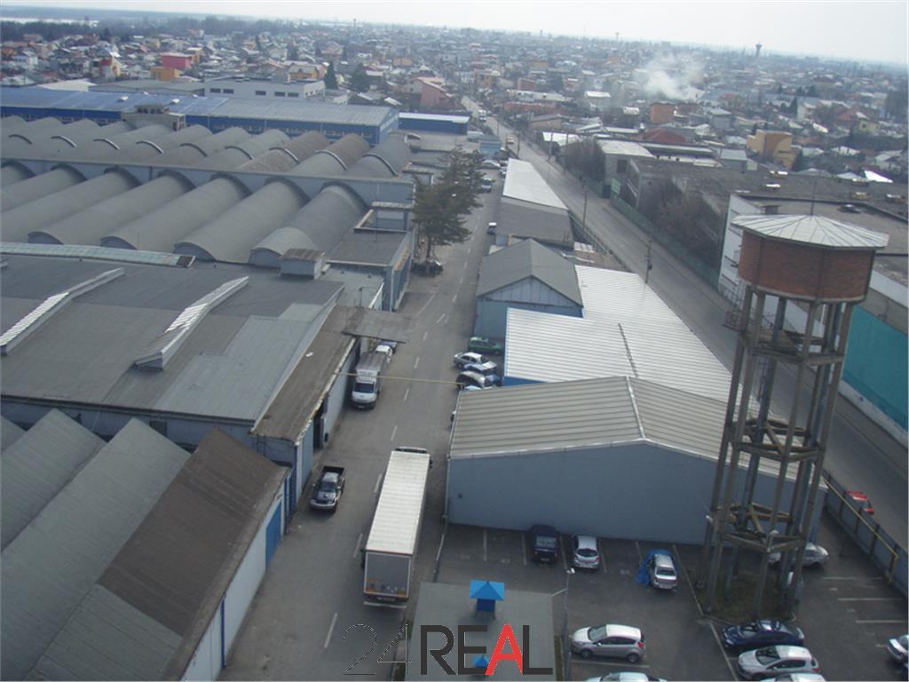 Inchiriere depozit - Parc Industrial in zona de est