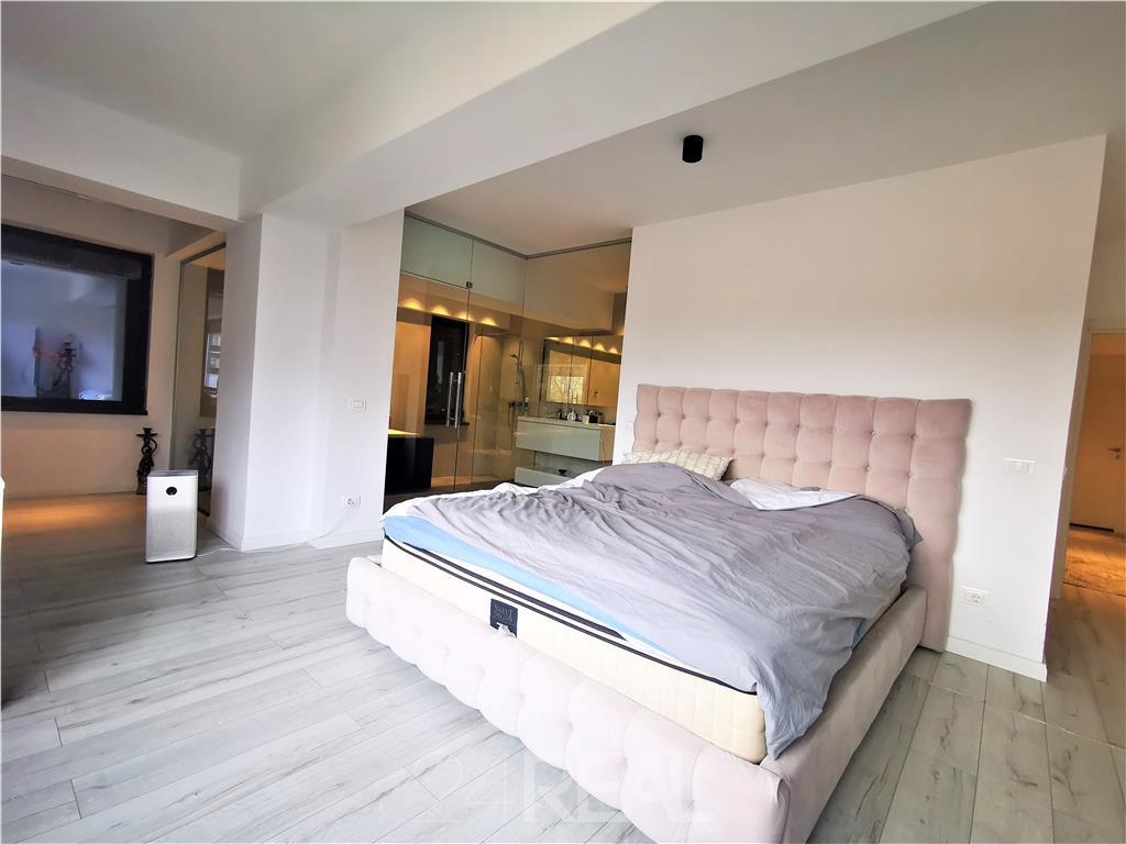 Apartament 4 camere Baneasa - Petrom City - 2 locuri de parcare