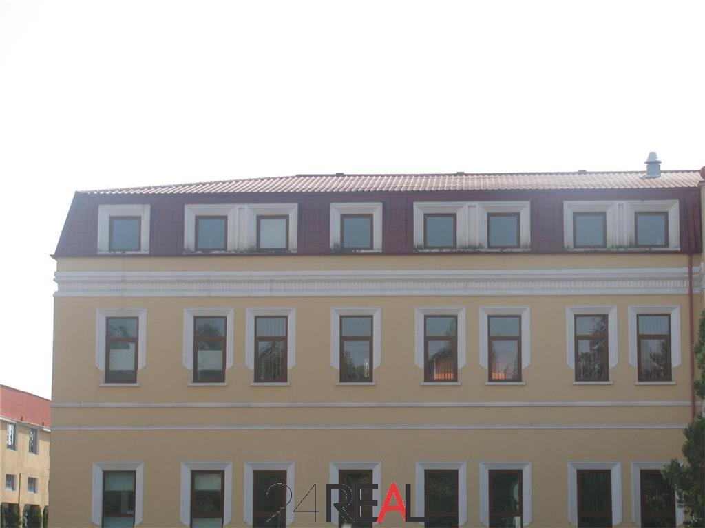 Spatii pentru birouri in Sema Parc de la 103 mp la 935 mp