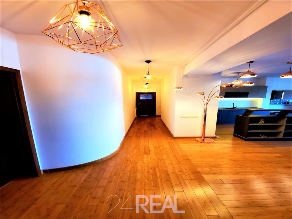 Apartament superb cu vederea catre lacul Floreasca