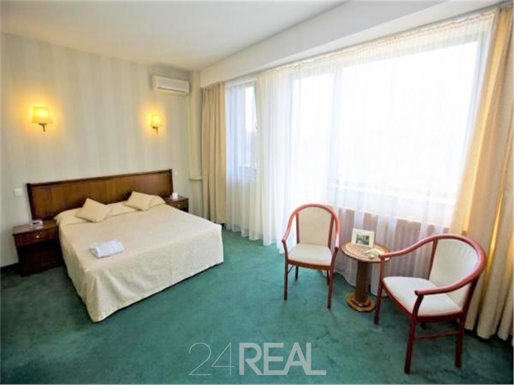 Hotel - pretabil cladire birouri - clinica - Dacia - stradal
