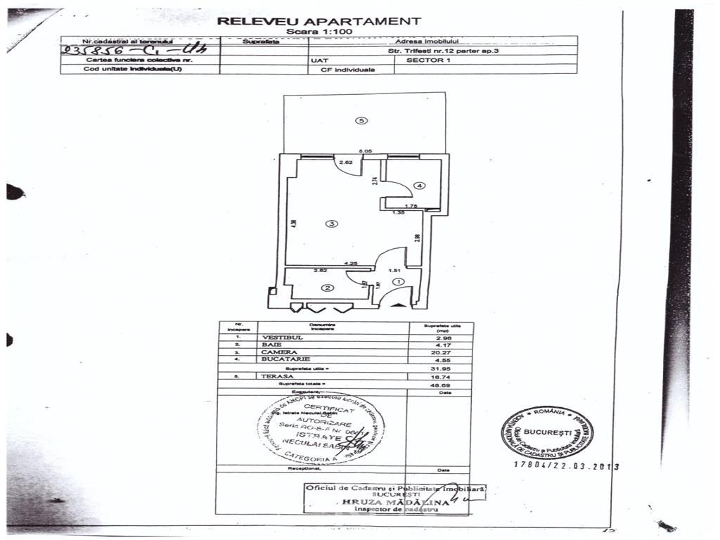 Spatiu comercial sau birouri de inchiriat, 63 - 190 mp