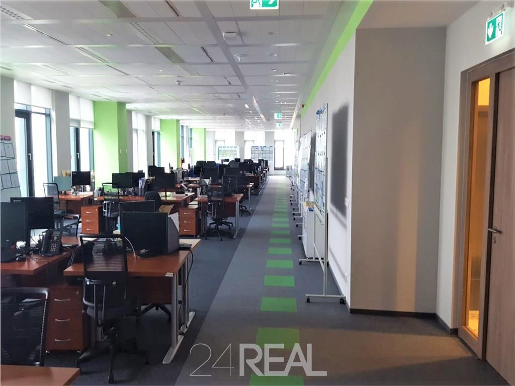 Subinchiriere spatii de birouri mobilate si utilate  - Timpuri Noi