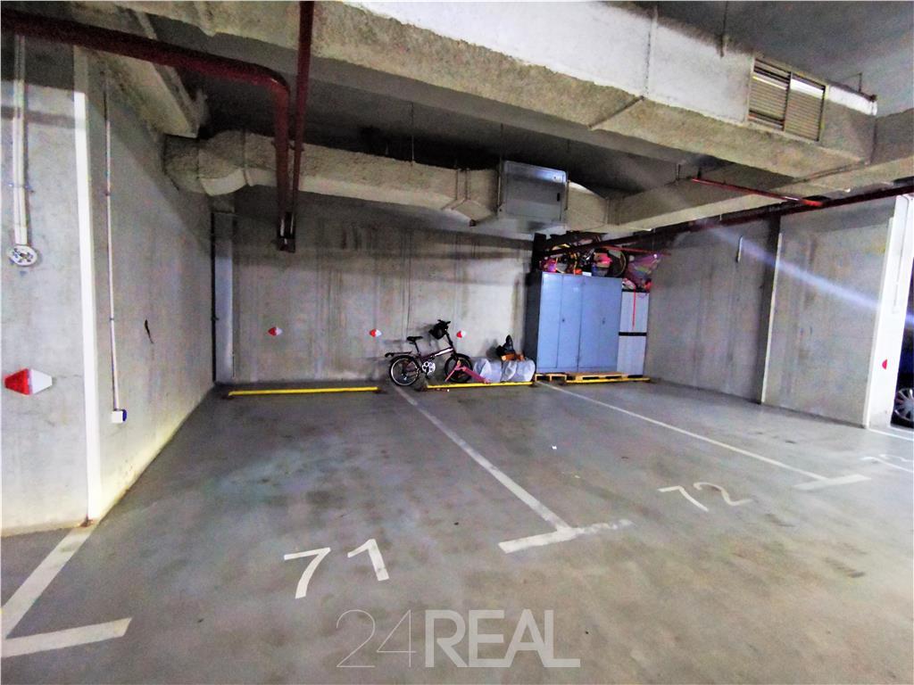 2 camere in Serena Apartaments - 2 locuri P subterana - Parcul Carol