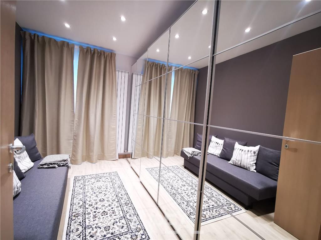 Apartament 3 camere Pipera Porche - Nord City - prima inchiriere