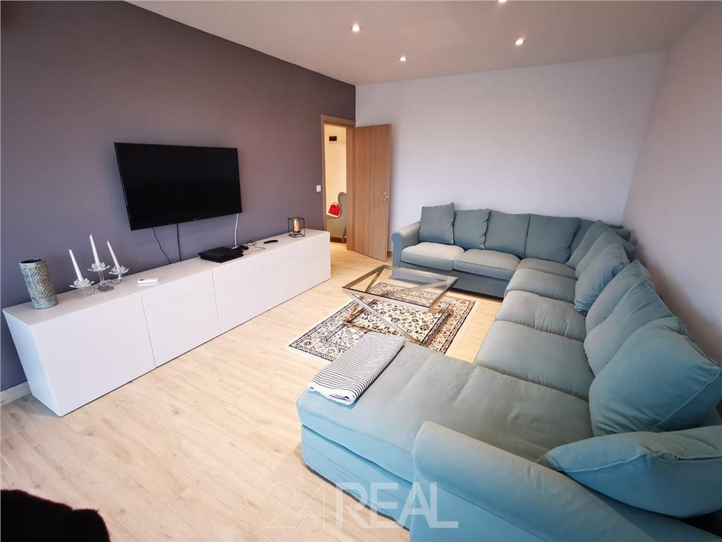 Apartament 3 camere Pipera Porche - Nord City - totul nou