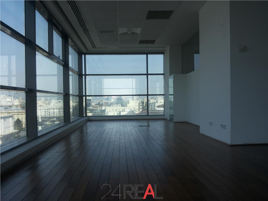 Vanzare cladire de birouri clasa A - pentru investitie
