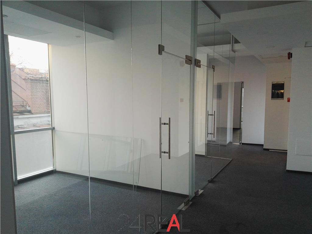 Spatii de birouri  - utilitati incluse in mentenanta