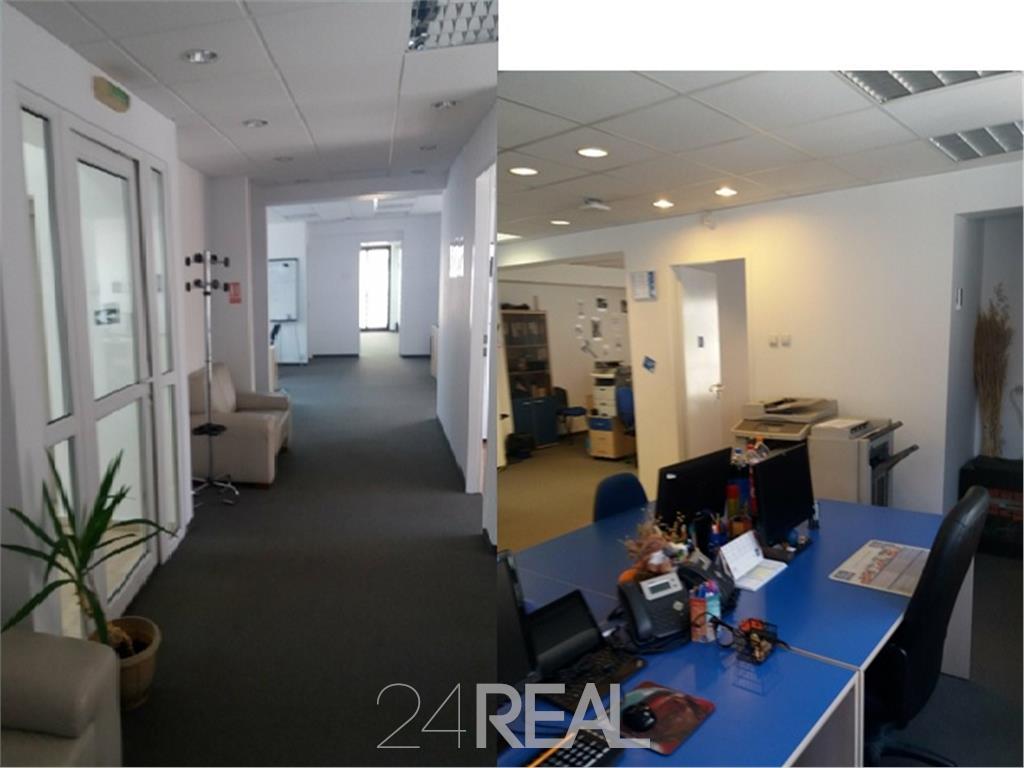 Spatiu de birouri de la 173 mp - 340 mp - Polona