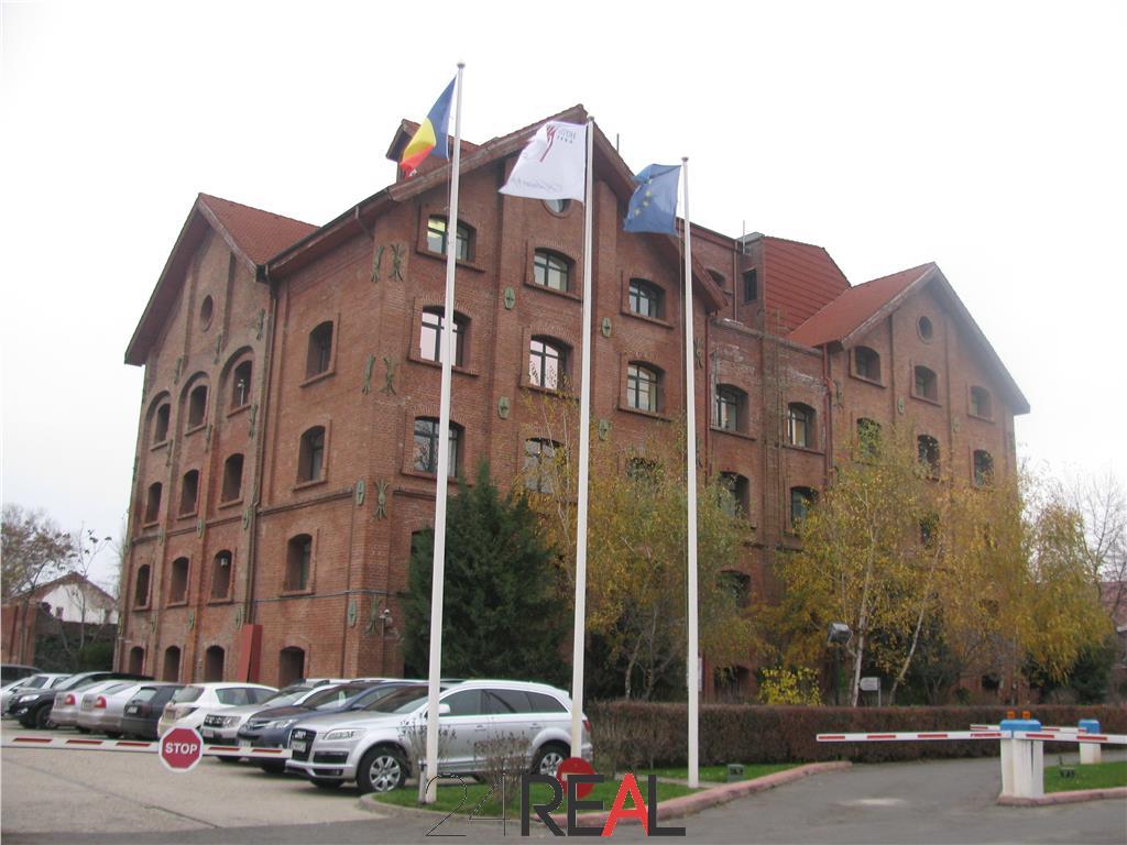 Caro Castel Office Building - birouri deosebite 252 mp