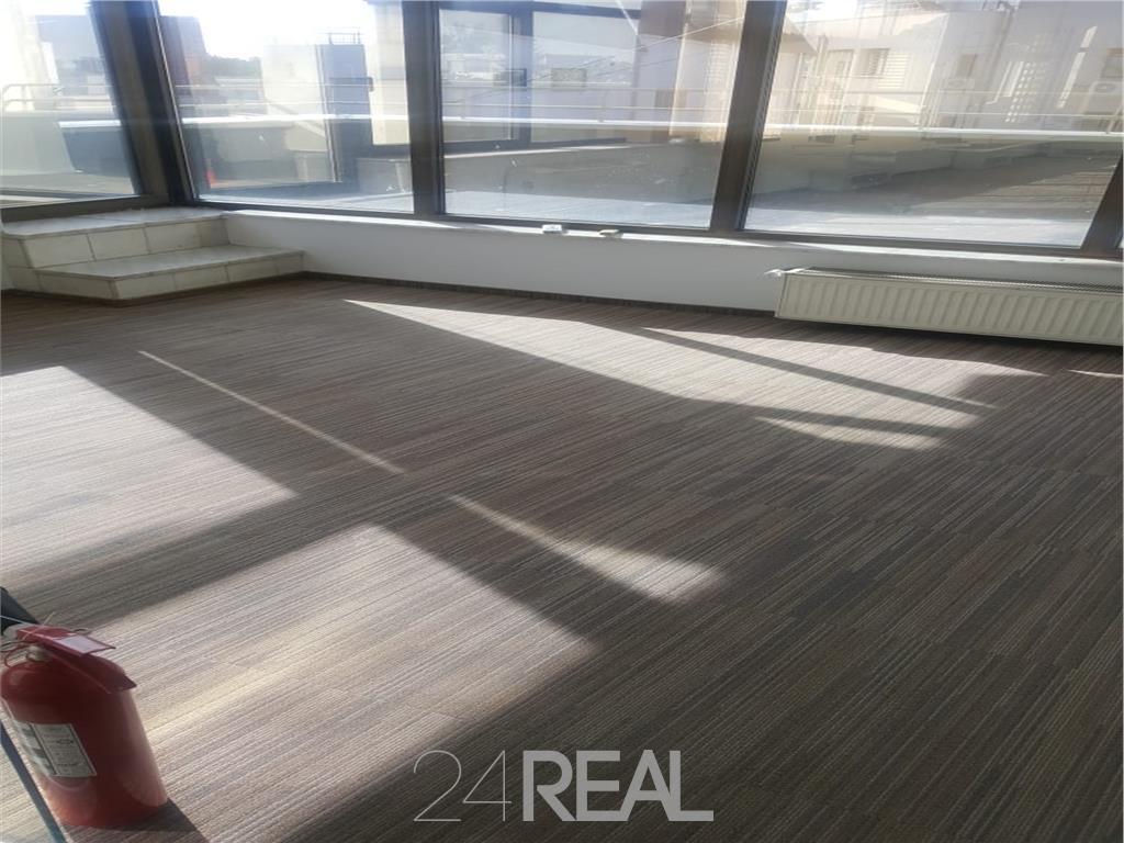 Spatiu de birouri in Cartierul Primaverii 165 mp - demisol