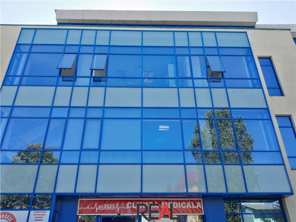 Ghica Tei Office Building - clinica/birouri cu multe locuri de parcare