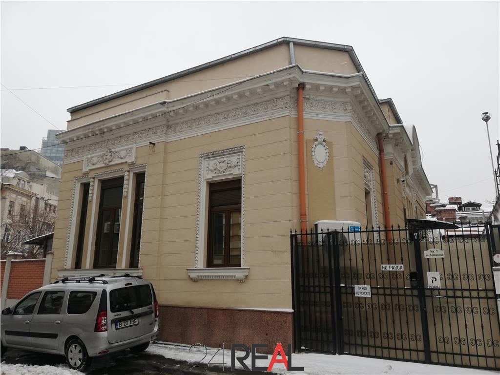 Spatii pentru birouri in vila - 170 mp