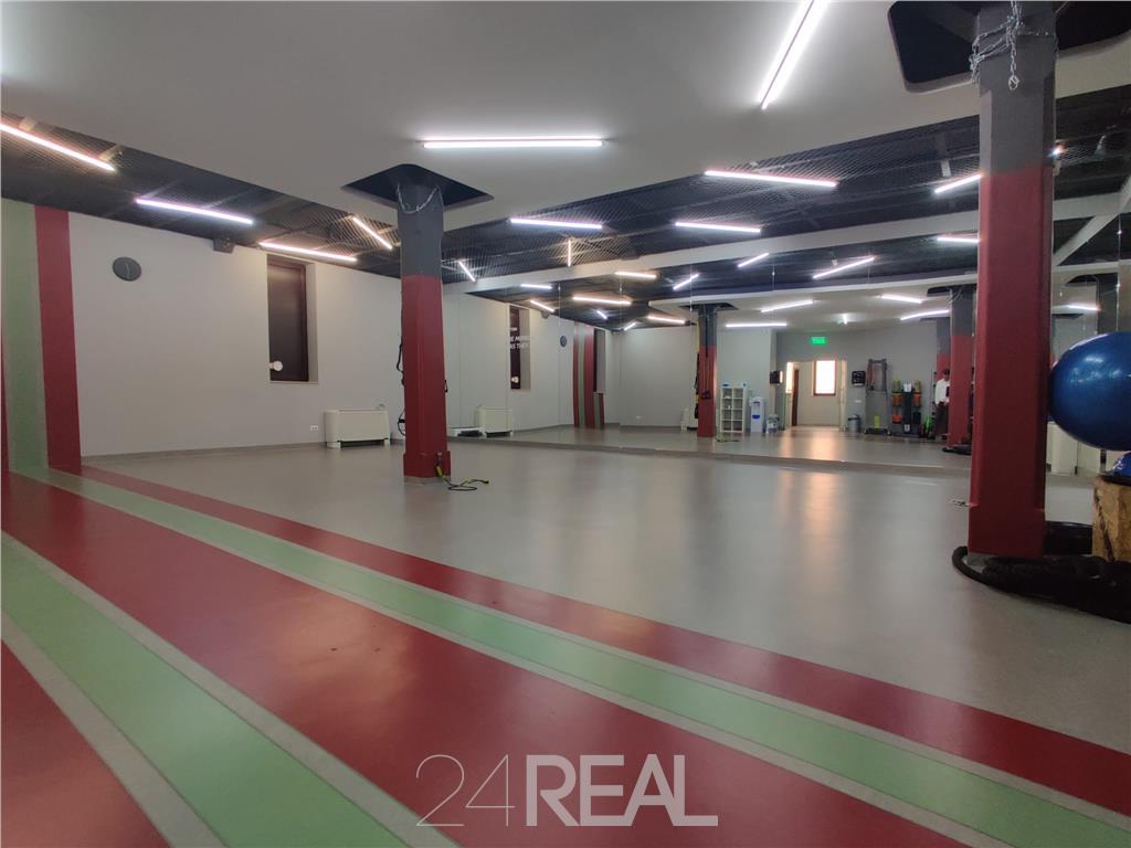 Spatii de birouri si sala de sport in zona ultracentrala