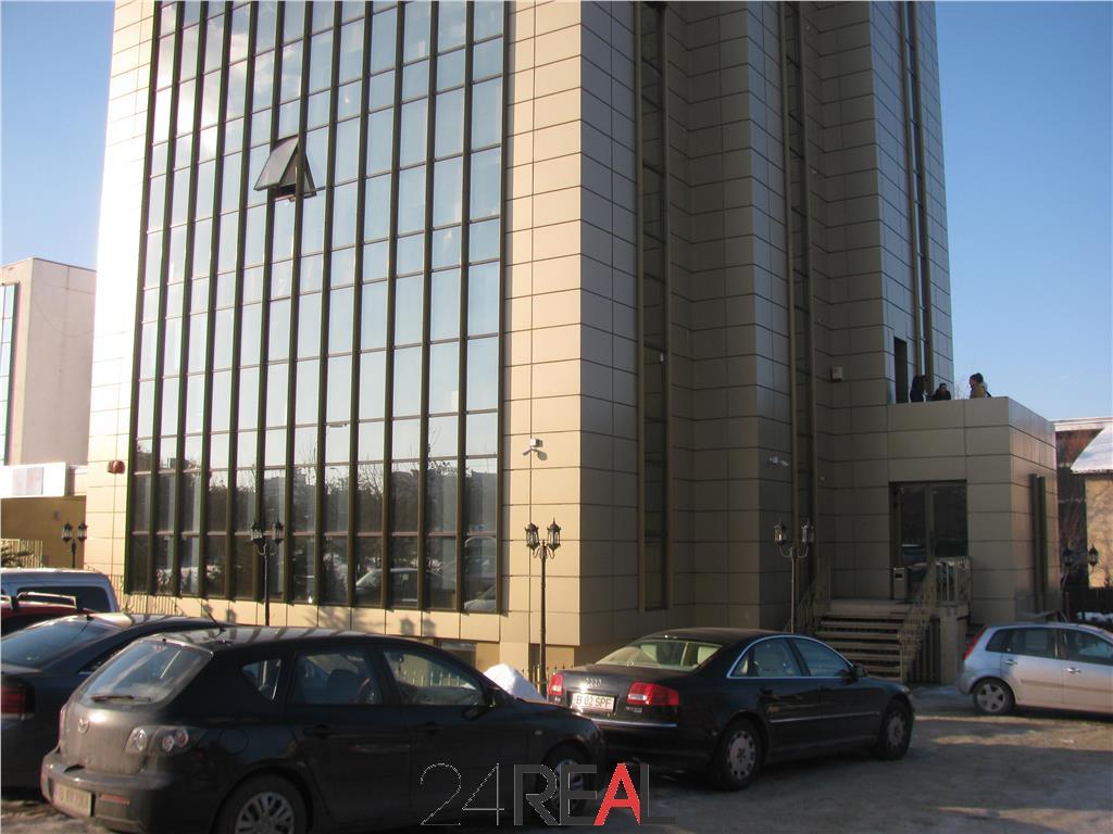 Spatii pentru birouri - Vasile Milea - 200 mp demisol