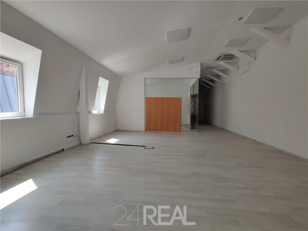 Spatii pentru birouri in zona ultracentrala de la 109 mp