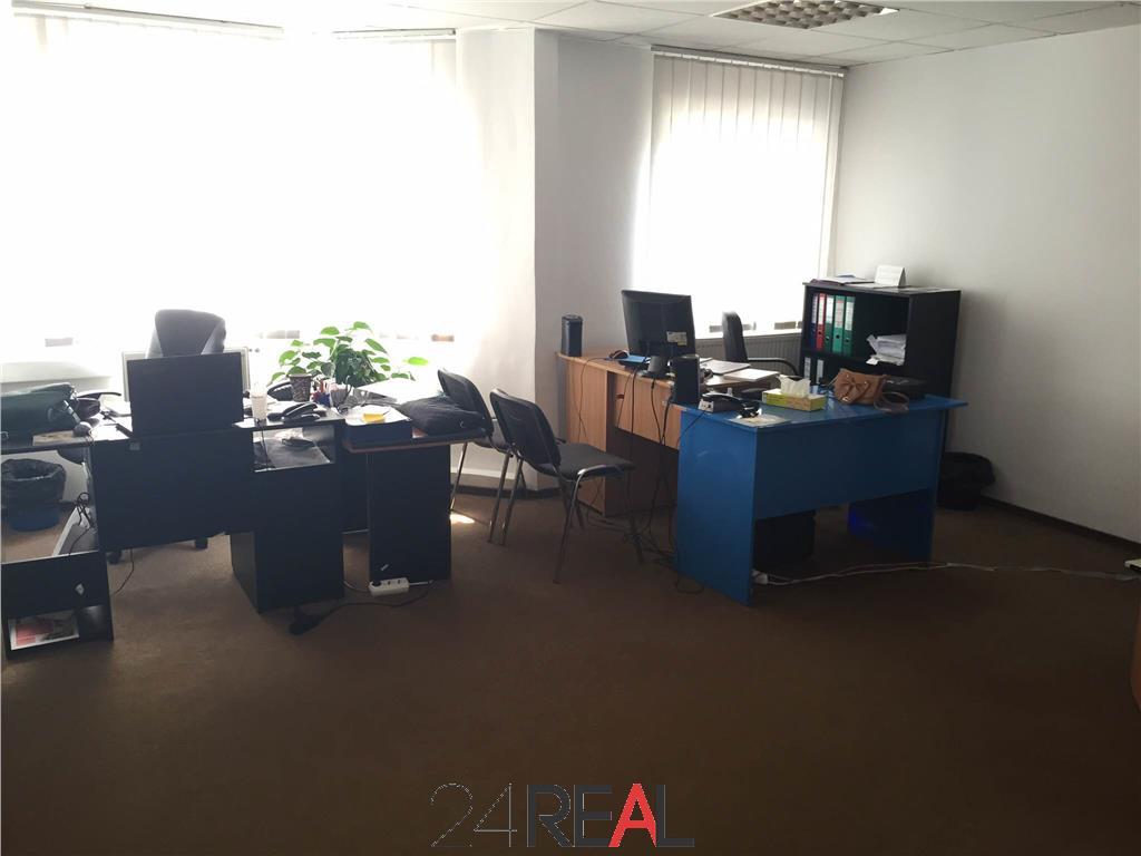 Spatii pentru birouri - zona Caramfil