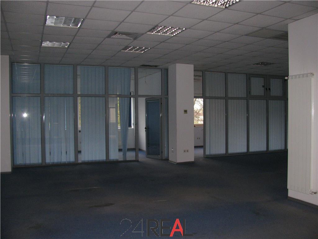 Inchiriere birouri in zona linistita - de la 420 mp
