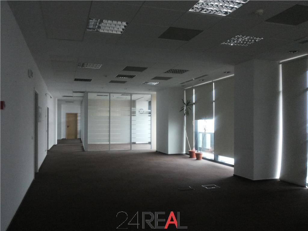 Inchirieri spatii birouri in cladire clasa A de la 125 mp