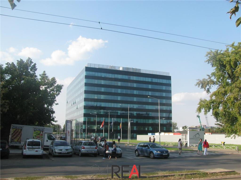 Hermes Business Campus - inchirieri birouri 600 mp si 1000 mp