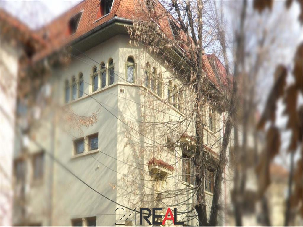 Spatii pentru birouri in vila - totul nou - zona Dorobanti TVR