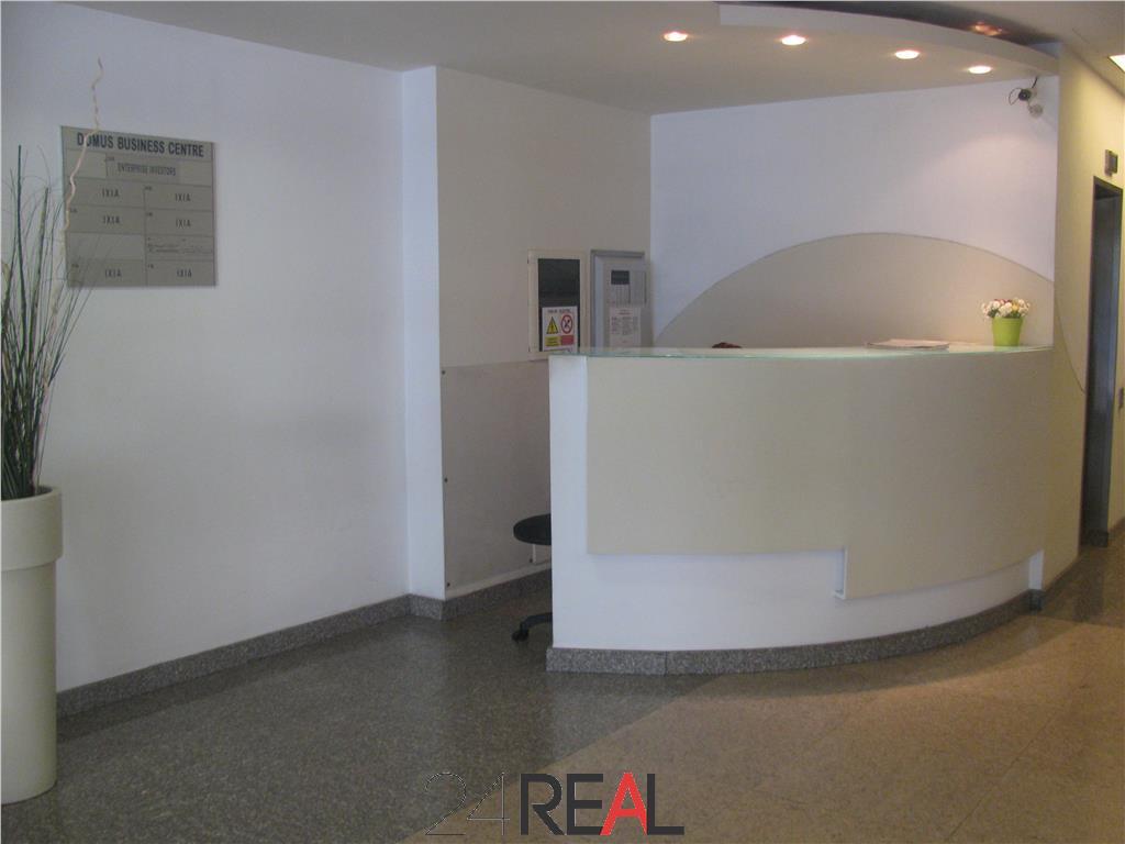 Inchiriere spatiu birou in Domus Business Center