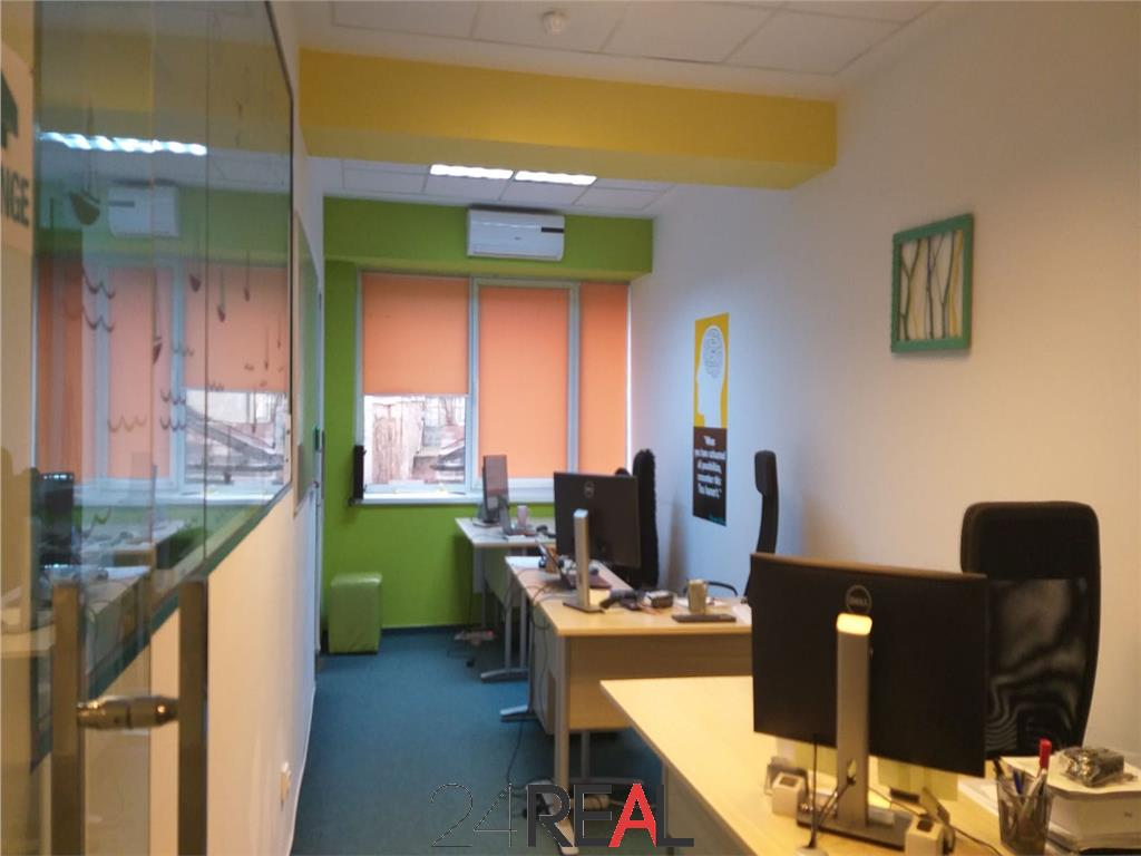 Spatii de birouri in cladire mixta - zona Eminescu