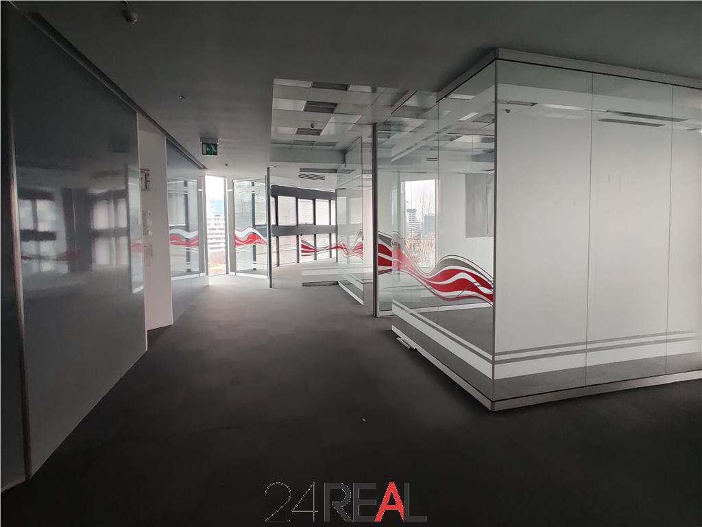 Inchiriere birouri - Nova Building, suprafete de la 200 mp - Promenada