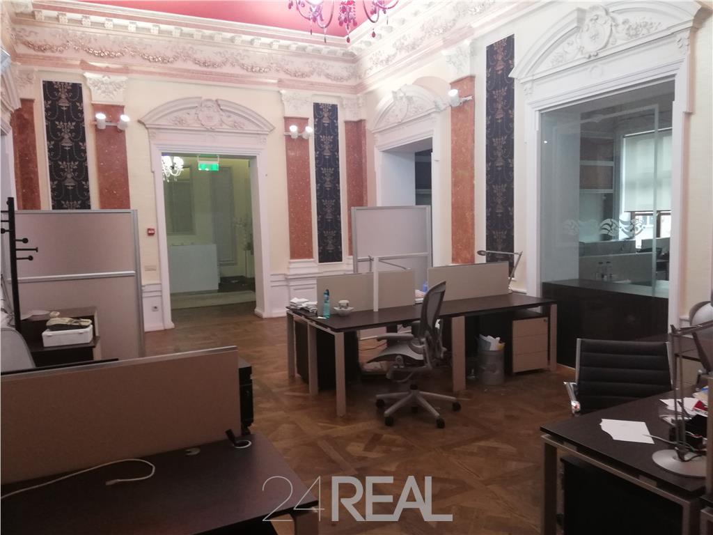 Spatii pentru birouri in cladire recent renovata - de la 116mp