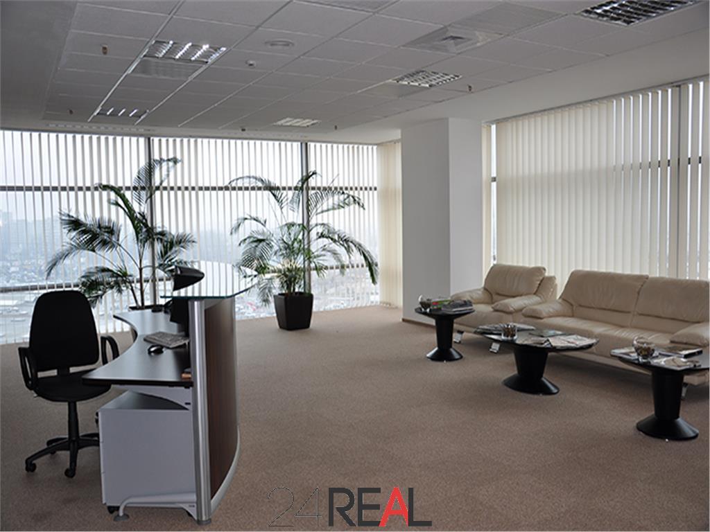 Inchiriere birouri clasa superioara - Rams Center - de la 465 mp