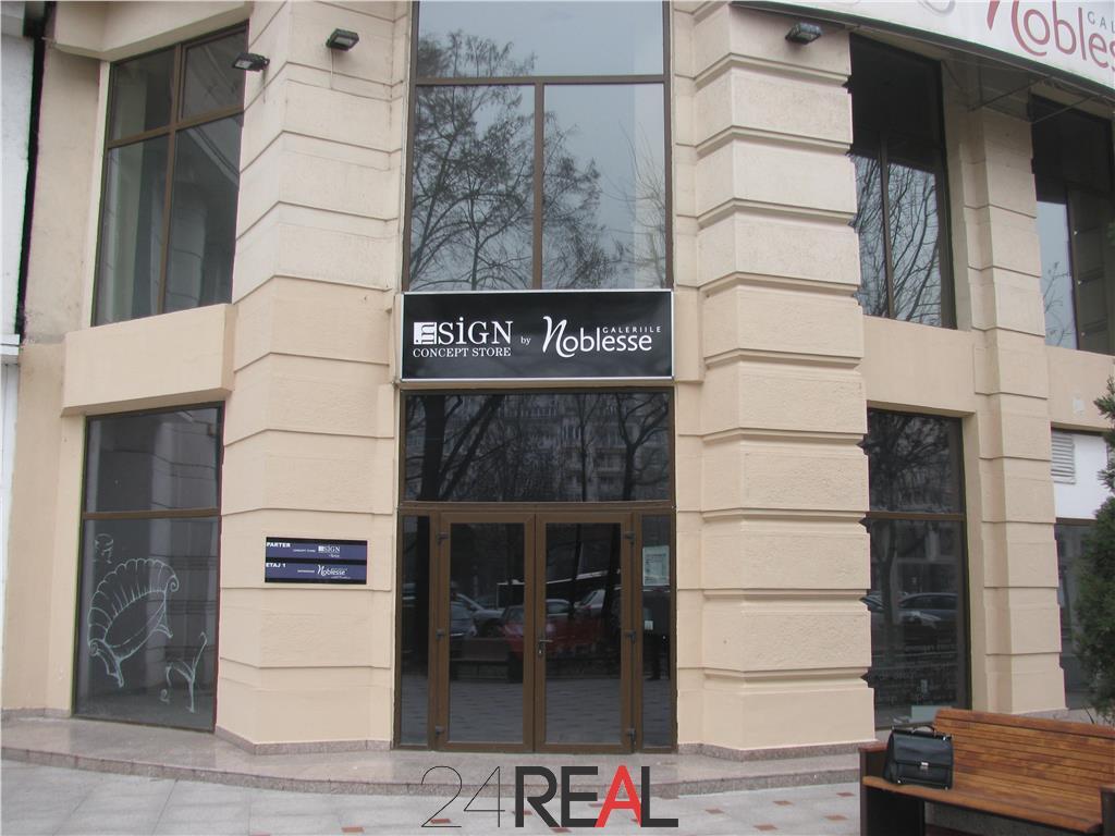 Inchiriere sau vanzare spatiu comercial/showroom - Bulevardul Unirii