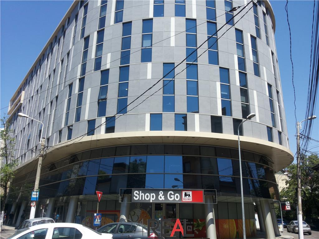 Armand Business Center - Spatiu pentru birou sau showroom - parter