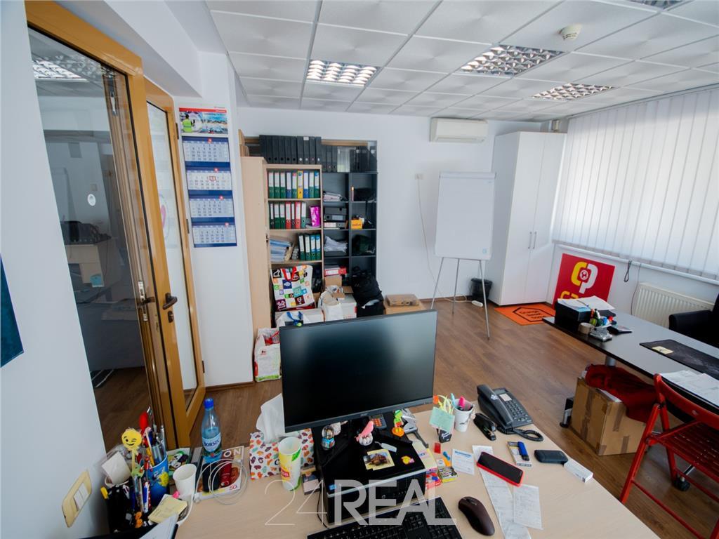 Vanzare spatiu pentru birou 134 mp util