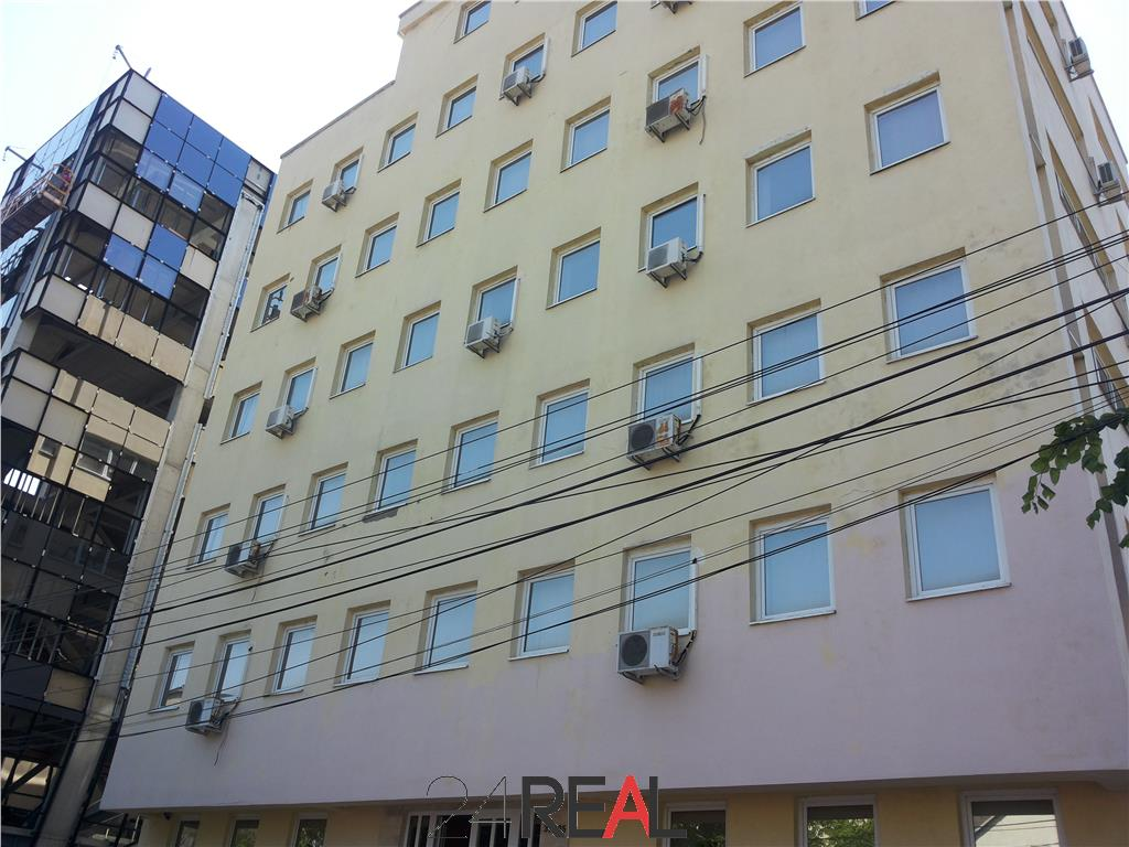 Inchiriere birouri - zona Barbu Vacarescu - de la 90 MP