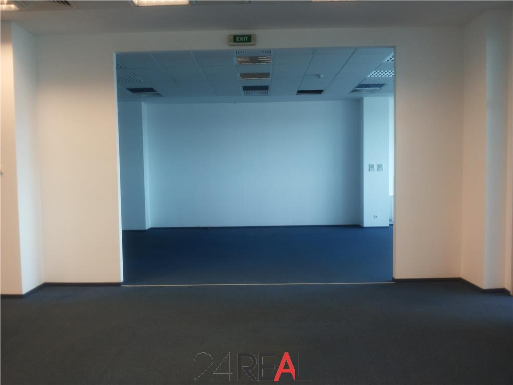 Inchiriere spatii de birouri - Metrou Pipera pret  8 - 10 E/mp