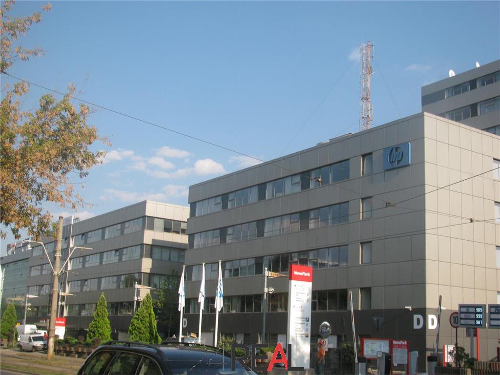 Spatii birouri - Novo Park