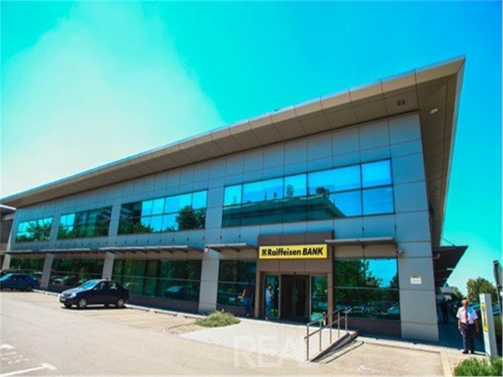 Spatii pentru birouri in Iride Business Park, preturi de la 8.5 eur/mp