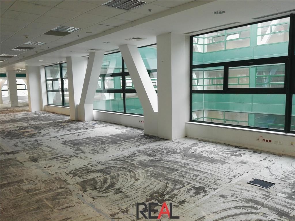 Spatii pentru birouri in Iride Business Park de la 150 mp si 9 E/mp