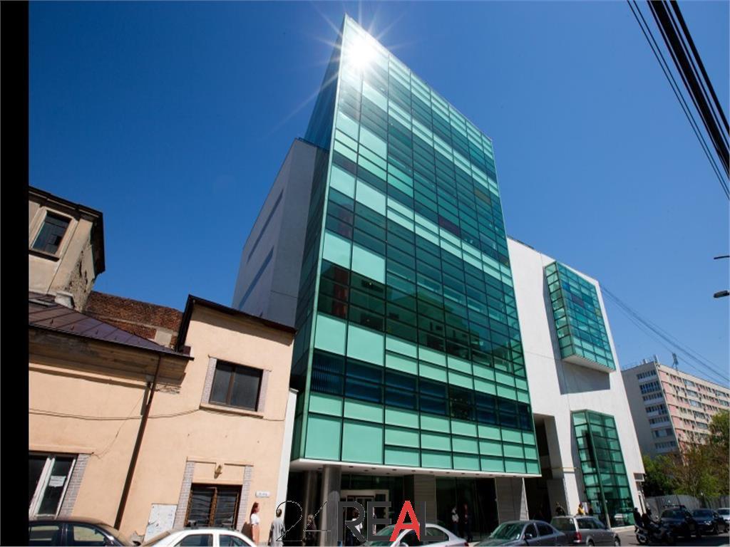 Avrig Business Center - Birouri Clasa A