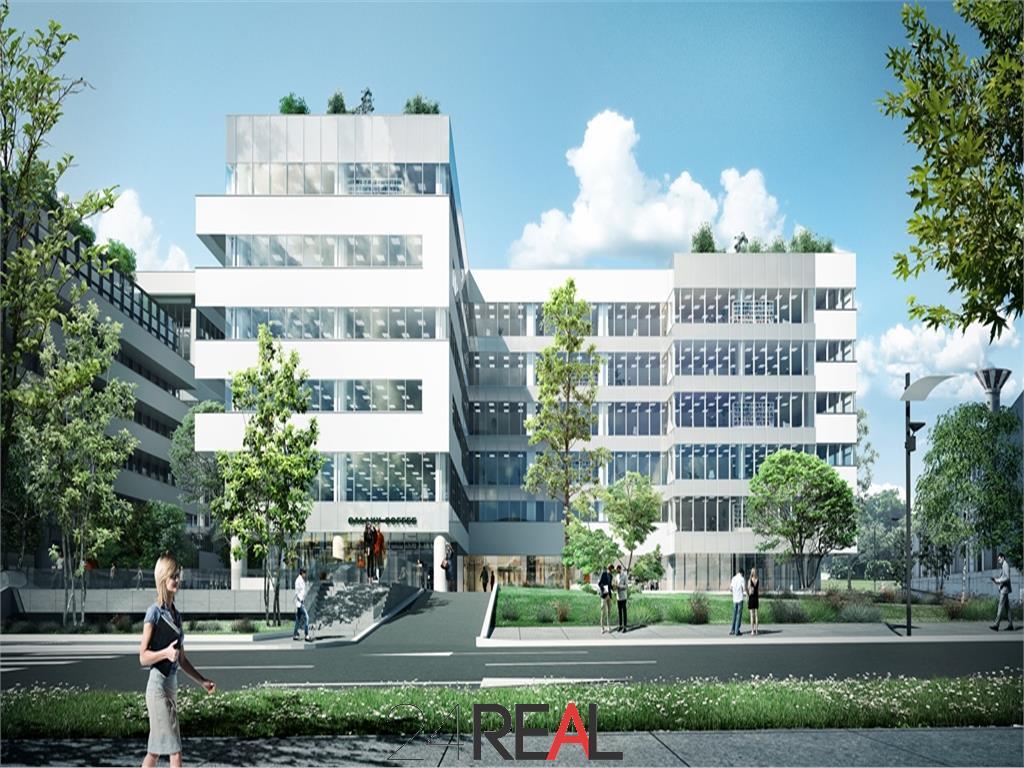 Class A Office Building -  MetrOffice - de la 500 mp